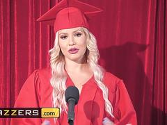Brazzers - Big Tits at School - Kylie Page Johnny Sins - The Geeks A Freak
