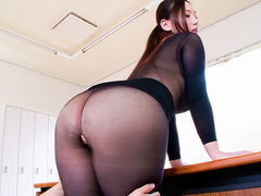 Lucky boss fucked her hot secretary in the office