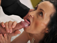 Hot cockhungry granny got fucked
