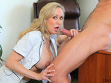 Teacher Gets Caught - Brandi Love,Hollie Mack