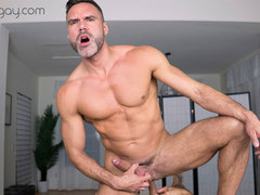 Gay VR PORN - Manuel Skye fucked hard in the ass