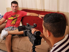 The casting couch - Lucas Vitello, Brad Cambell